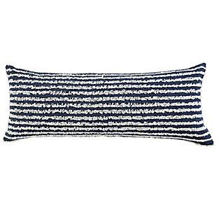 LR Home Raina Striped Throw Pillow, , large