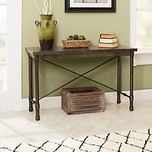 Oxford Industrial Collection Console Table, , rollover