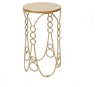 Nora Nora Metal Accent Table, , large