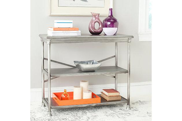 Three Tier Bookcase, , large