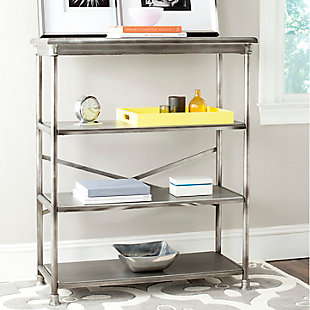 Safavieh Jamison 4-Tier Bookcase, , rollover