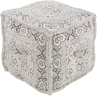 Surya Daveed Pouf, , rollover
