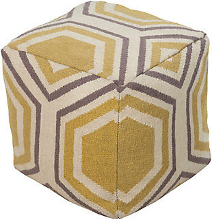 Surya Frontier Pouf, , large