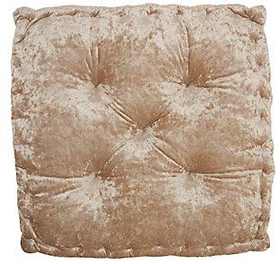 Nourison Life Styles Decorative Throw Pillow, Beige, large