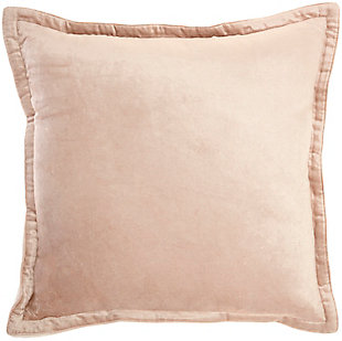 Nourison Sofia Throw Pillow, Blush, large