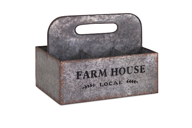 Farm Living Caddy, , large