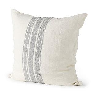 Mercana Patrice Striped Decorative Pillow Cover, , rollover