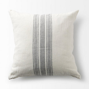 Mercana Patrice Striped Decorative Pillow Cover, , large