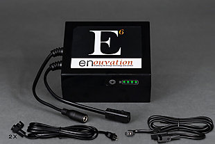 Enouvation E6 6 Motor Power Pack Bundle (1 E6 Power Pack, 2 E Extension Cables, 1 Y Splitter), , rollover