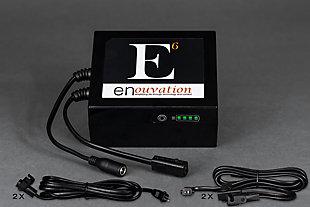Enouvation E6 6 Motor Power Pack Bundle (1 E6 Power Pack, 2 E Extension Cables, 2 Y Splitters), , rollover