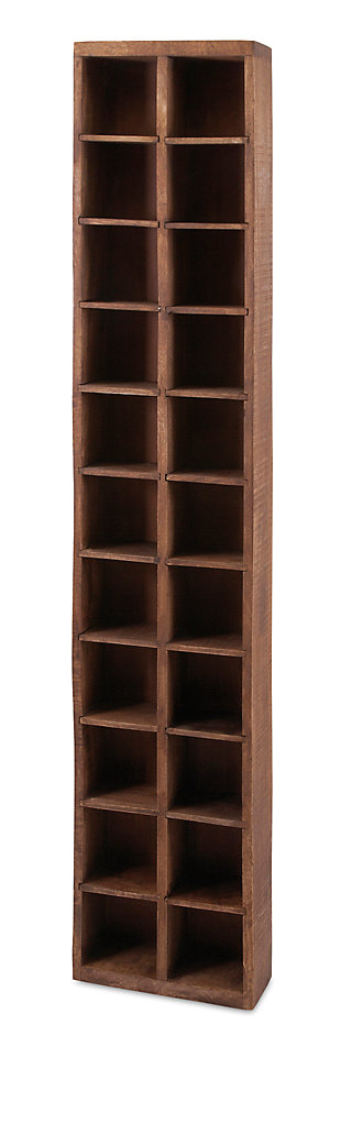 Home Accents Cubby Shelf, , large