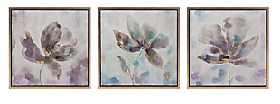 Larissa Framed Oil Paintings (Set of 3), , rollover