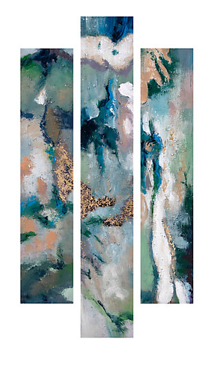Serene Aura Oil Paintings (Set of 3), , rollover
