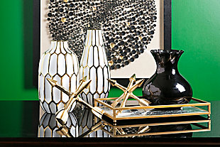 Home Accents Large Vase, , large