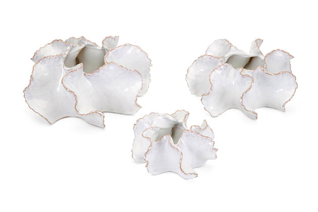 Nia Table or Wall Vases (Set of 3), , large