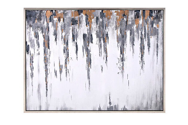 Frost Framed Oil Painting, , large