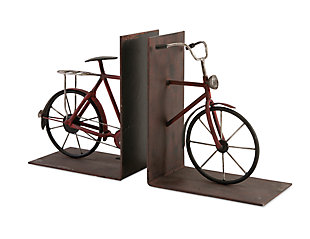 Home Accents Bicycle Bookends (Set of 2), , large