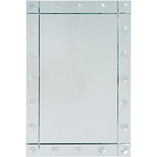 "Bordain Convexed 0.87"" x 31.50"" x 47.24"" Mirror, , large"