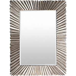 "Chaucer Gilded Finish 1.60"" x 36.20"" x 48.80"" Mirror, , large"