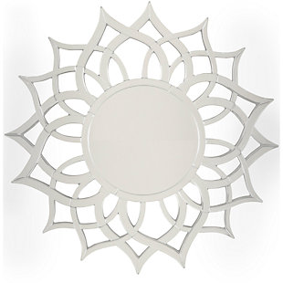 """Home Accents Beveled 31.5"""" x 31.5"""" Mirror, , large"""