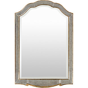 "Oleander Framed 47.64"" x 31.5"" x 0.79"" Mirror, , large"