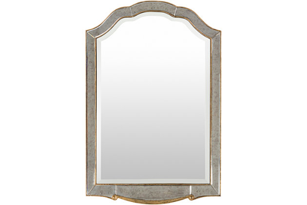 """Oleander Framed 47.64"""" x 31.5"""" x 0.79"""" Mirror, , large"""