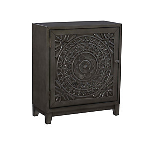 Powell Shelby Accent Cabinet, , large