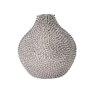 """Sagebrook Home Spiked Ceramic Vase 10"""", , large"""