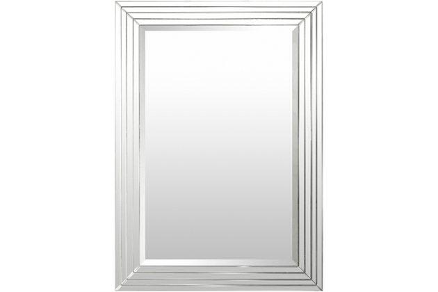 "Ramsey Beveled 39"" x 30.5"" Mirror, , large"