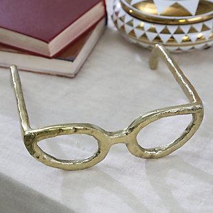 Sagebrook Home Glasses Sculpture, , rollover