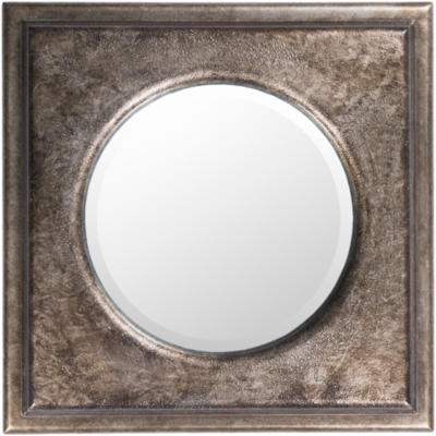"""Bronte Hand Finished 2.50"""" X 24.15"""" X 24.15"""" Mirror, , large"""