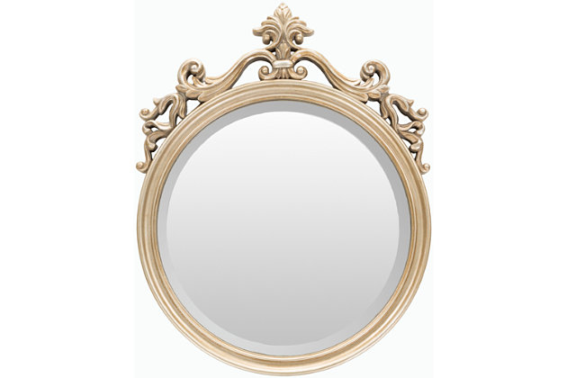 "Home Accents 25"" x 19.5"" x 1"" Mirror, , large"