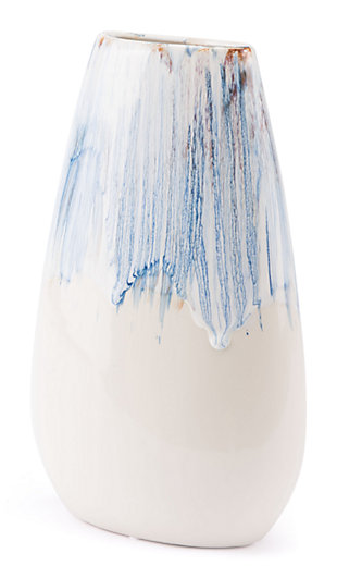 Ombre Medium Contemporary Vase, , large