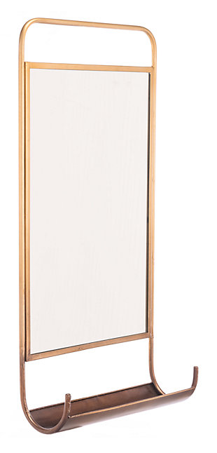 Home Accents Organizer Wall Mirror, , rollover