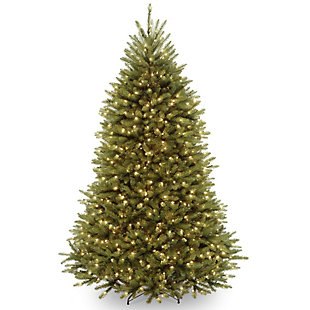 6.5 ft. PowerConnect Dunhill Fir Tree with Clear Lights, , large