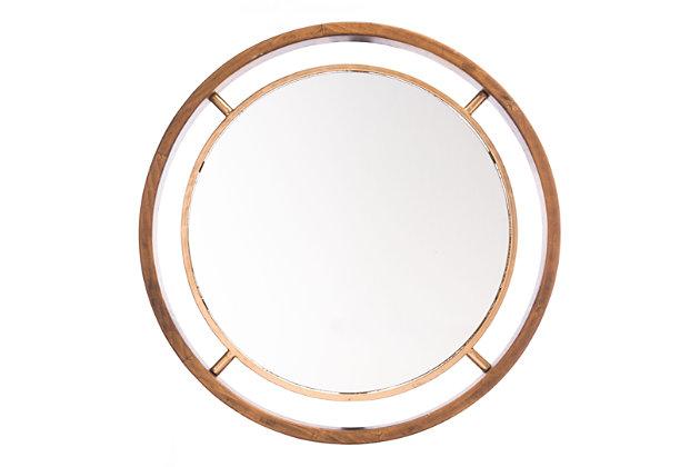 Luxus Round Mirror, , large