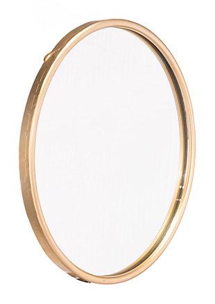Oged Large Round Mirror, , large