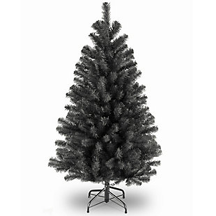 4.5 ft. North Valley Black Spruce Tree, , large