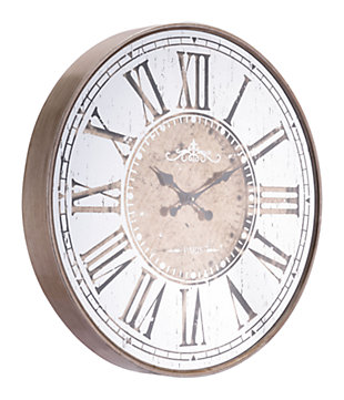 Anteek Hora Wall Clock, , large