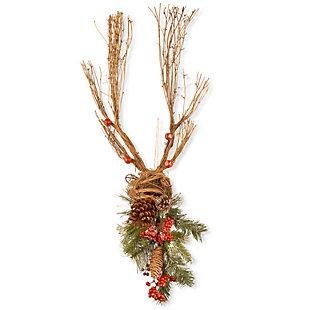 "35"" Christmas Deer Decoration, , large"