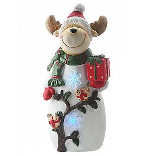"22"" Lighted Reindeer Decor Piece, , large"