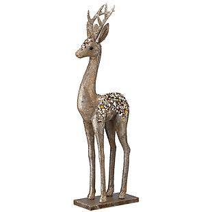 "20"" Reindeer Decor Piece, , large"