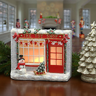 """7"""" Toy Shop Holiday Decor, , rollover"""