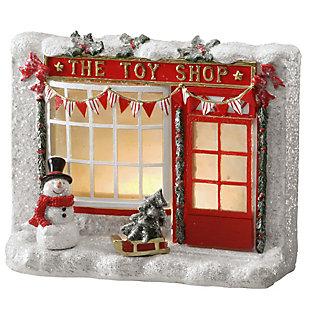 """7"""" Toy Shop Holiday Decor, , large"""
