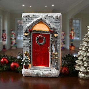 """10"""" Holiday Door Front, , rollover"""