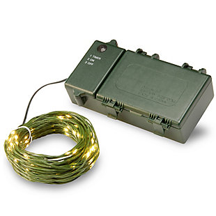 Battery Operated LED Infinity Lights String Set, , rollover