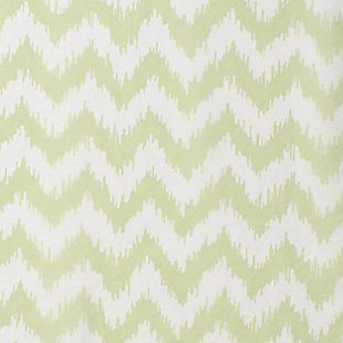 "Lyra 84"" Sheer Chevron Panel Curtain, , large"