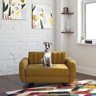 Novogratz Brittany Pet Sofa - Small/Medium Bed, , rollover