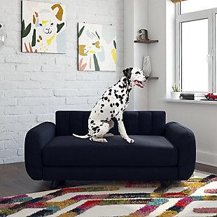 Novogratz Brittany Pet Sofa - Large Bed, , rollover