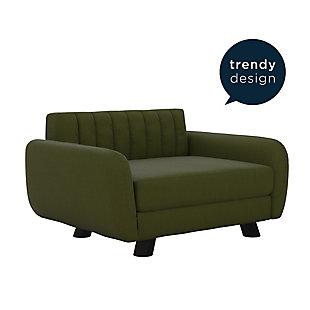 Novogratz Brittany Pet Sofa - Small/Medium Bed, , large